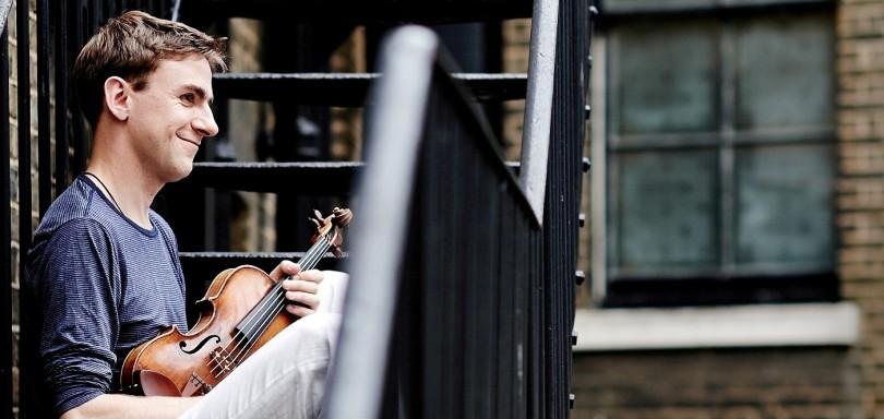 Bartosz Woroch, violin