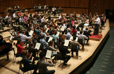 Royal Festival Hall rehearsal 2011