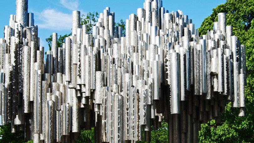 Sibelius Monument (photo: Harvey Barrison)